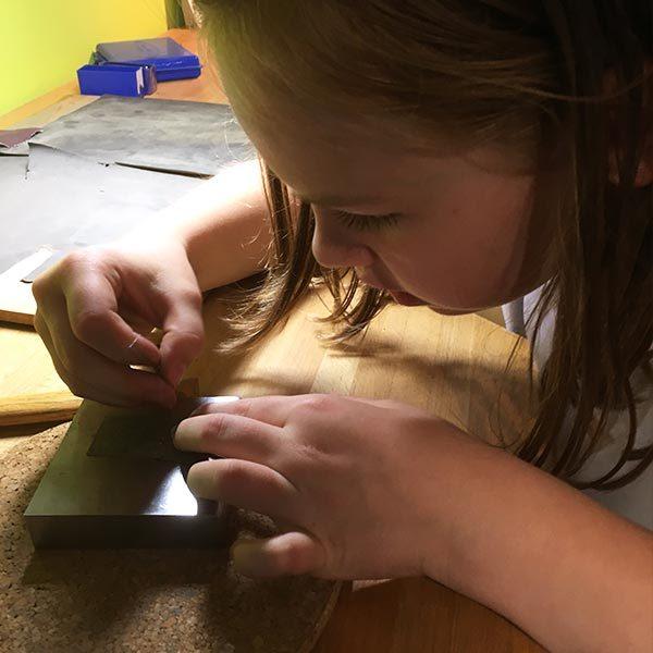 Kinderworkshop Schmuck selber herstellen
