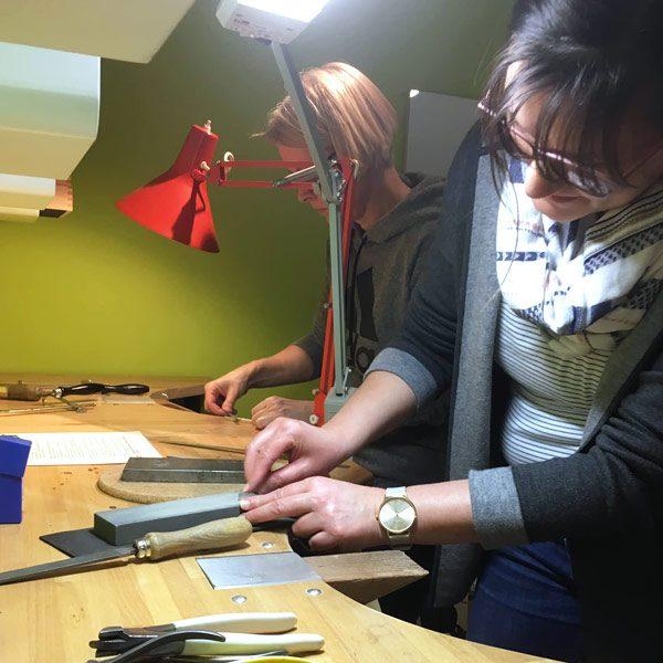 Goldschmiede Workshop